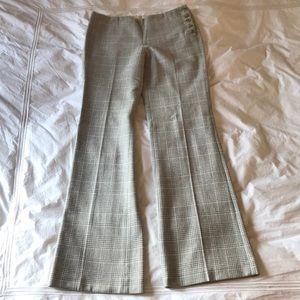 Anthropologie lined slacks- wool blend. Elevenses